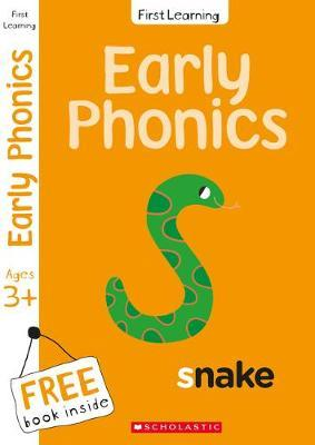 First Learning: Early Phonics - Wendy Jolliffe - 9781407183565