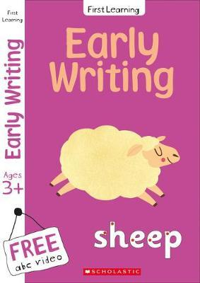 First Learning: Early Writing - Amanda McLeod - 9781407183572