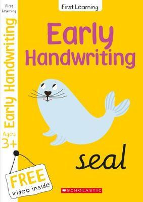 First Learning: Early Handwriting - Amanda McLeod - 9781407183589