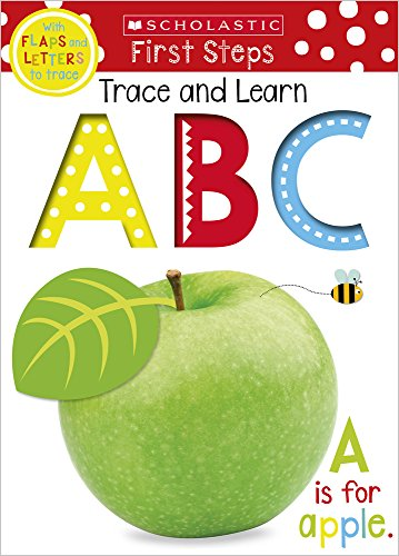 Trace and Learn ABC - Make Believe Ideas - 9781407186337