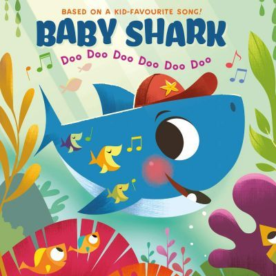 Baby Shark (UK PB) - John John Bajet - 9781407195827