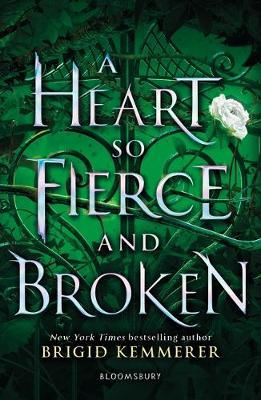 A Heart So Fierce and Broken - Brigid Kemmerer - 9781408885086