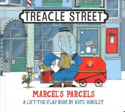 Marcel's Parcels - Kate Hindley - 9781471173318