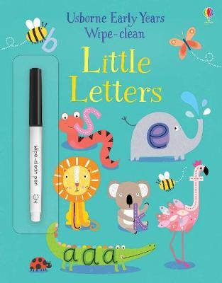 Little Letters - Jessica Greenwell - 9781474951203