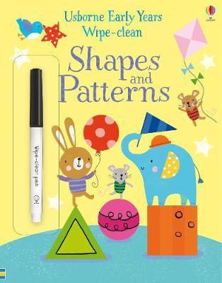Shapes & Patterns - Jessica Greenwell - 9781474951210