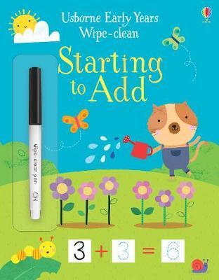 Starting to Add - Jessica Greenwell - 9781474951258