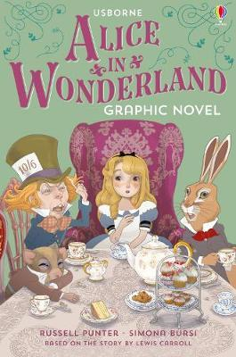 Alice in Wonderland Graphic Novel - Russell Punter - 9781474952446
