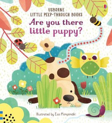 Are You There Little Puppy? - Sam Taplin - 9781474966870