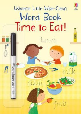 Time to Eat! - Felicity Brooks - 9781474968164
