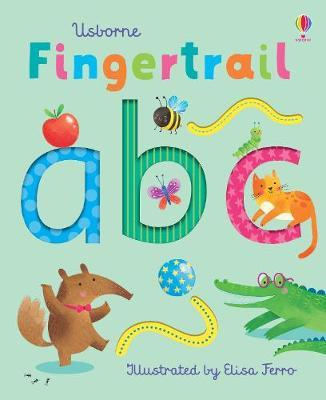 Fingertrail ABC - Felicity Brooks - 9781474968317