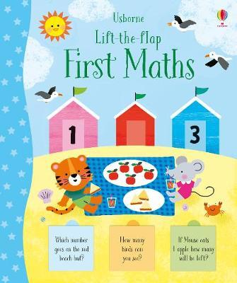 Lift-the-Flap First Maths - Jessica Greenwell - 9781474968362