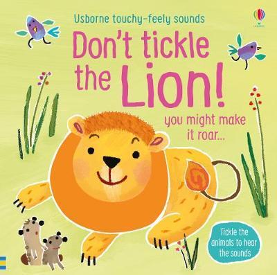 Don't Tickle the Lion! - Sam Taplin - 9781474968720