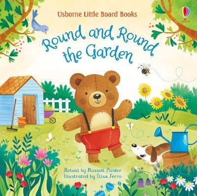 Round and Round the Garden - Russell Punter - 9781474969963