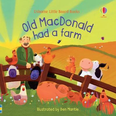 Old Macdonald Had a Farm - Lesley Sims - 9781474974509