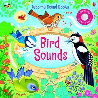 Bird Sounds - Sam Taplin - 9781474976749