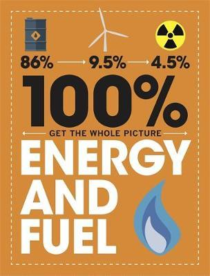 100% Get the Whole Picture: Energy and Fuel - Paul Mason - 9781526308511