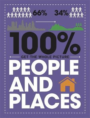 100% Get the Whole Picture: People and Places - Paul Mason - 9781526308535