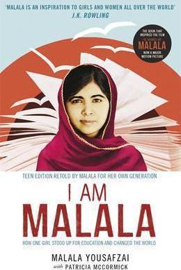 I Am Malala: How One Girl Stood Up for Education and Changed the World - Malala Yousafzai - 9781780622163