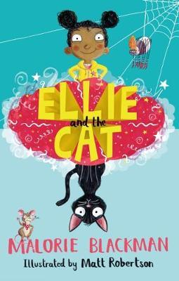 Ellie and the Cat - Malorie Blackman - 9781781128244