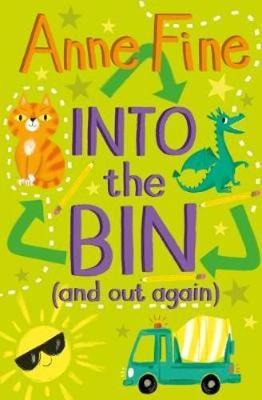 4u2read: Into the Bin - Anne Fine - 9781781128589