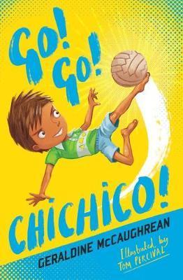 4u2read: Go! Go! Chichico! - Geraldine McCaughrean - 9781781128633