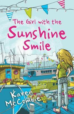 4u2read: The Girl with the Sunshine Smile - Karen McCombie - 9781781129234