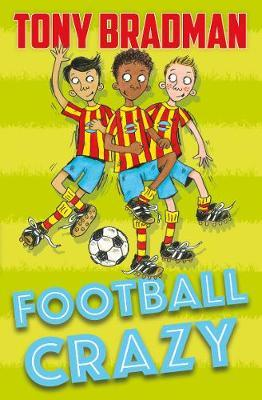 4u2read: Football Crazy - Tony Bradman - 9781781129296