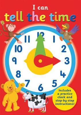 I Can Tell the Time - Kate Thomson - 9781787008427