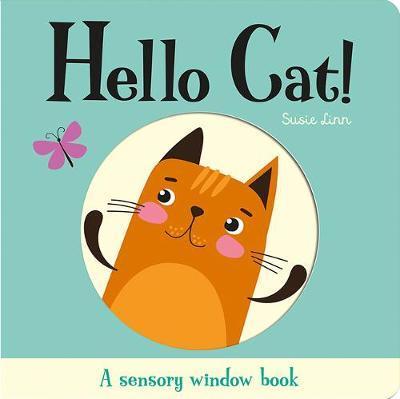 Peek-a-boo Little Cat! - Susie Linn - 9781787008717