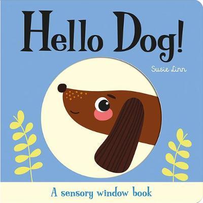 Peek-a-boo Little Dog! - Susie Linn - 9781787008748