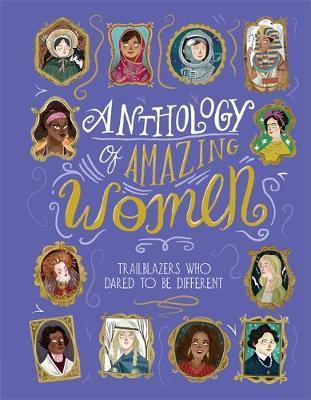 Anthology of Amazing Women - Sandra Lawrence (Author) - 9781787416253