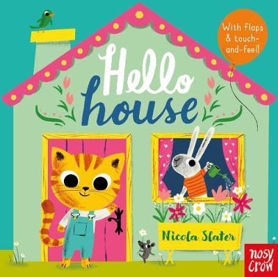Hello House - Nicola Slater - 9781788001748
