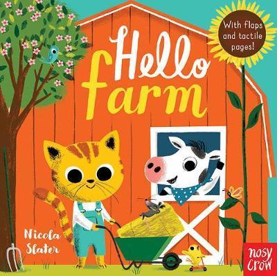 Hello Farm - Nicola Slater - 9781788001755