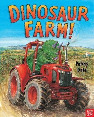 Dinosaur Farm! - Ms. Penny Dale - 9781788001816