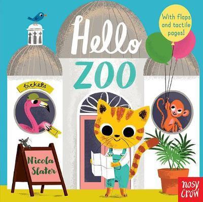 Hello Zoo - Nicola Slater - 9781788002301