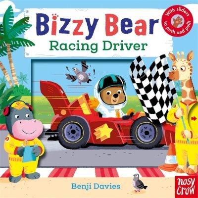 Bizzy Bear: Racing Driver - Benji Davies - 9781788002448