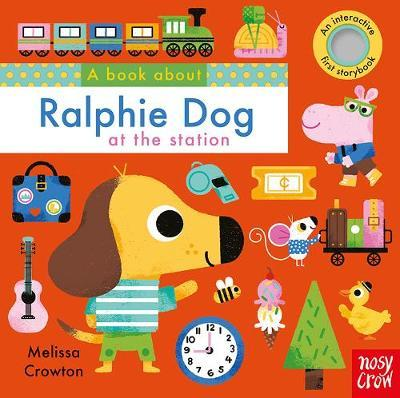 A Book About Ralphie Dog at the Station -  - 9781788004848