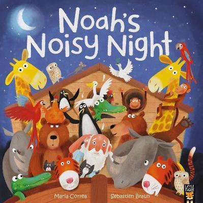 Noah's Noisy Night - Maria Correa - 9781788813082