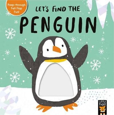 Let's Find the Penguin - Alex Willmore - 9781788814805