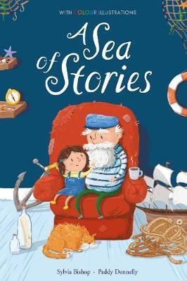 A Sea of Stories - Sylvia Bishop - 9781788950817