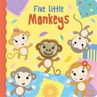 Five Little Monkeys - Jenny Copper - 9781789581584