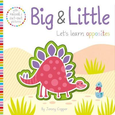 Let's Learn!: Big & Little - Connie Isaacs - 9781789583779