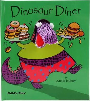 Dinosaur Diner - Annie Kubler - 9781846431838