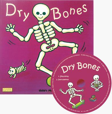 Classic Books with Holes Soft Cover with CD: Dry Bones - Kate Edmunds - 9781846432057