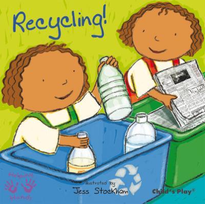 Recycling! - Jess Stockham - 9781846434150