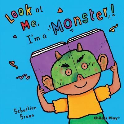 I'm a Monster! - Sebastian Braun - 9781846434709