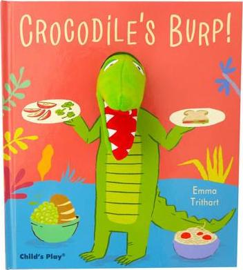 Crocodile's Burp - Emma Trithart - 9781846437502