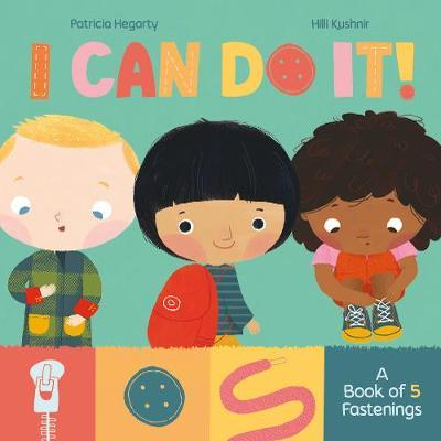 I Can Do It - Patricia Hegarty - 9781848578814