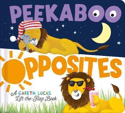Peekaboo Opposites - Gareth Lucas - 9781848692855