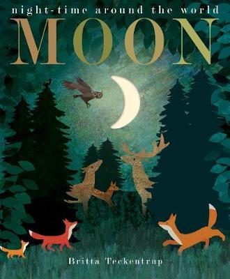 Moon: Night Time Around the World - Patricia Hegarty - 9781848698673